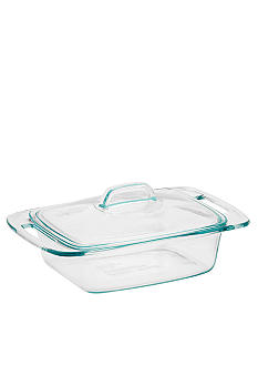 Pyrex Easy Grab 2-Quart Baking Dish with cover