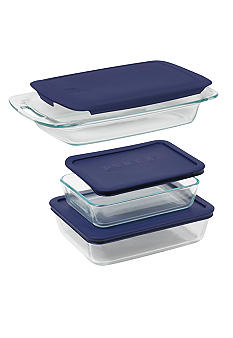 Pyrex Easy Grab 6 pc set