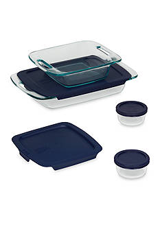 Pyrex Easy Grab 8-piece Bake and Store