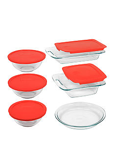 Pyrex 11 Pc Easy Grab Set