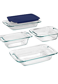 Pyrex Easy Grab 5pc Bake Set