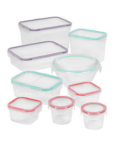 18 Piece Airtight Food Storage