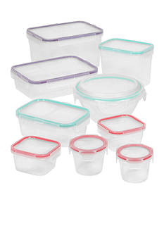 Snapware 18-Piece Airtight Food Storage