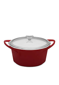 Corningware 5.5-qt. Dutch Oven with Glass Cover