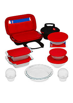 Pyrex 21-Piece Bridal Set