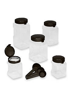 Snapware 13-Piece Plastic Canister Set