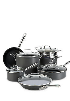 Emerilware 12-piece Hard Anodized Cookware Set