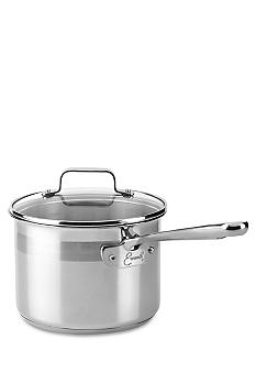 Emerilware 3-qt. Sauce Pan with Lid
