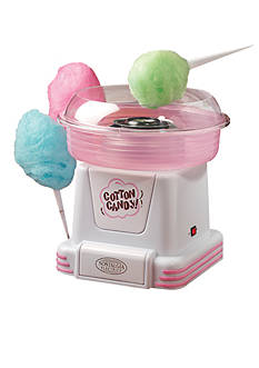 Nostalgia Electrics Hard & Sugar-Free Candy to Cotton Candy Maker PCM805