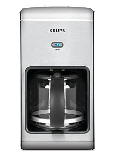 Krups 10-Cup Switch Coffeemaker KM1010