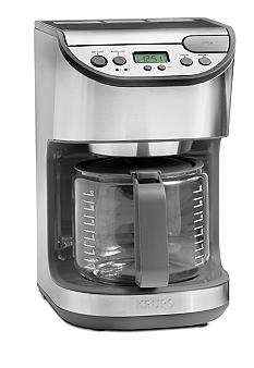 Krups 12-Cup Programmable Stainless Steel Coffee Maker KM611D50