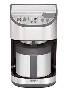 Krups 10-Cup Thermal Coffeemaker KT611D50