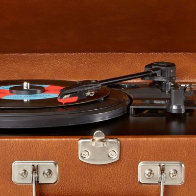 Apartment Living: Electronics: Tan Crosley CROSLEY TRAVELER TUR