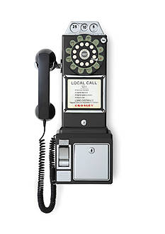 Crosley 1950's Payphone CR56 - Online Only