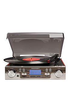 Crosley Tech Turntable with USB/SD Feature
