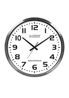 LaCrosse Technology 20-in. Atomic Analog Clock