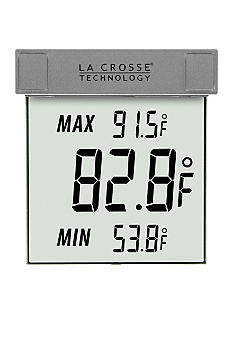 LaCrosse Technology Outdoor Window Thermometer - Online Only