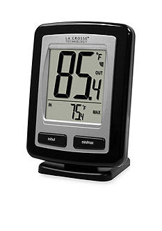 LaCrosse Technology Wireless Temperature Station with Min and Max Recorded Values