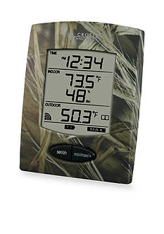 LaCrosse Technology Wireless Temperature and Humidity Station