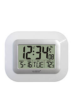 LaCrosse Technology Atomic Wall Clock - Online Only