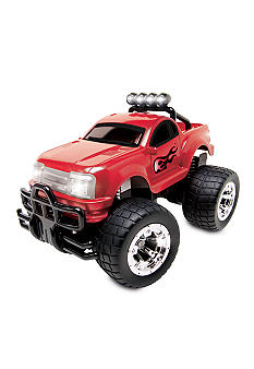 Blue Hat Toy Company Rally Stomper Remote Controlled Truck