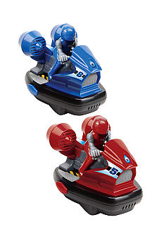 Blue Hat Toy Company 2-pack Remote Controlled Bumper Cars