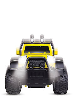 The Black Series Remote Control Jeep Explorer - Yellow