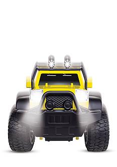 The Black Series Remote Control Jeep Explorer - Yellow
