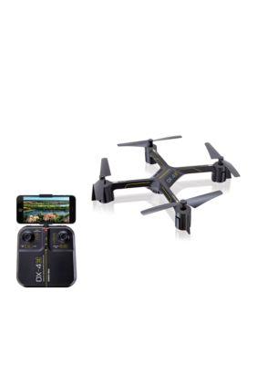 Sharper Image RC Nighthawk Drone With HD Camera