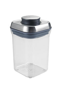 Oxo Pop Small Square 0.9-qt. Container