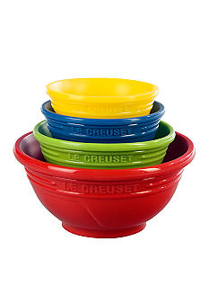 Le Creuset Prep Bowls Multi Color - Set of 4