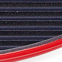 Griddle and Grill Pans: Cherry Le Creuset Bistro Grill