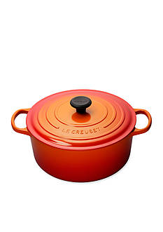 Le Creuset Signature 7.25-qt. Round French Oven