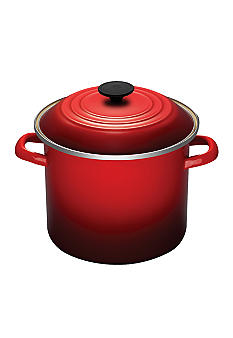 Le Creuset 8 Quart Stockpot - Cherry