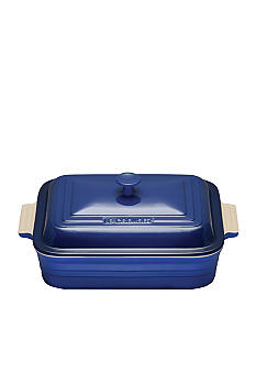 Le Creuset 4.5 Quart Rectangular Casserole Dish With Lid