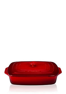 Le Creuset 3.5-qt. Rectangular Covered Casserole