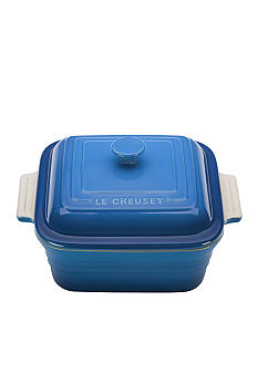 Le Creuset 3 Quart Square Casserole Dish with Lid