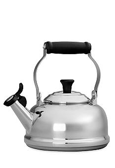 Le Creuset Stainless Steel Whistling Kettle - Online Only