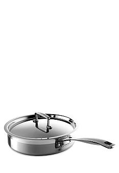 Le Creuset Tri-Ply 6-qt. Saute Pan with Lid - Online Only
