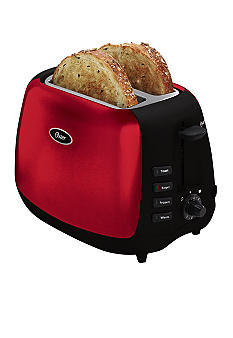 Oster 2 Slice Toaster 006595000000 - Red