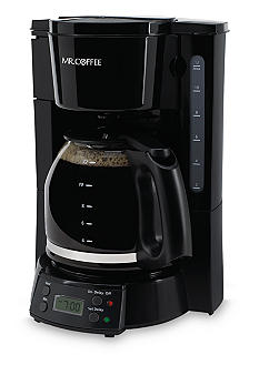 Mr. Coffee 12-Cup Programmable Coffeemaker BVMCEVX23