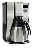 Mr. Coffee® 10-Cup Thermal Coffeemaker BVMCPSTX95GTF