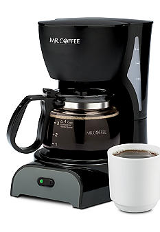Mr. Coffee 4-Cup Coffeemaker DR5NP