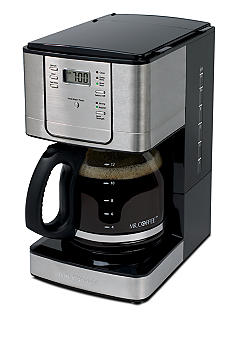 Mr. Coffee 12-cup Programmable Coffeemaker JWX31