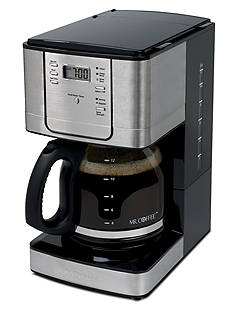 Mr. Coffee 12-Cup Programmable Coffee Maker JWX31