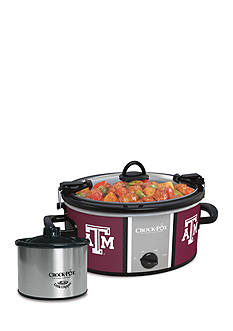 CrockPot Texas A&M University Slow Cooker with Lil Dipper