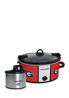 University of Georgia CrockPot Slow Cooker with Lil Dipper