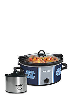 CrockPot University of North Carolina Slow Cooker with Lil Dipper
