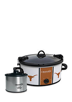 University of Texas CrockPot Slow Cooker with Lil Dipper