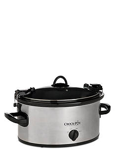 CrockPot 4-qt. Cook & Carry Slow Cooker